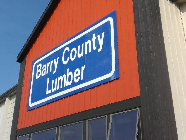 Barry County Lumber Hastings MI